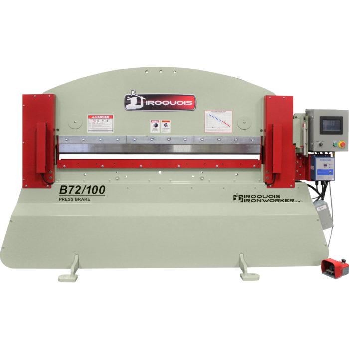 b72 100 press brake