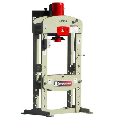 hp100 press
