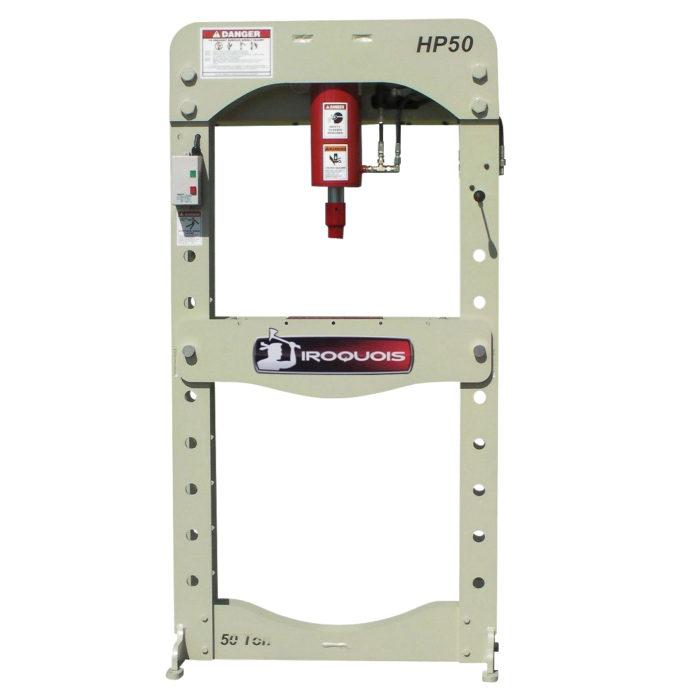 hp50 hydraulic press