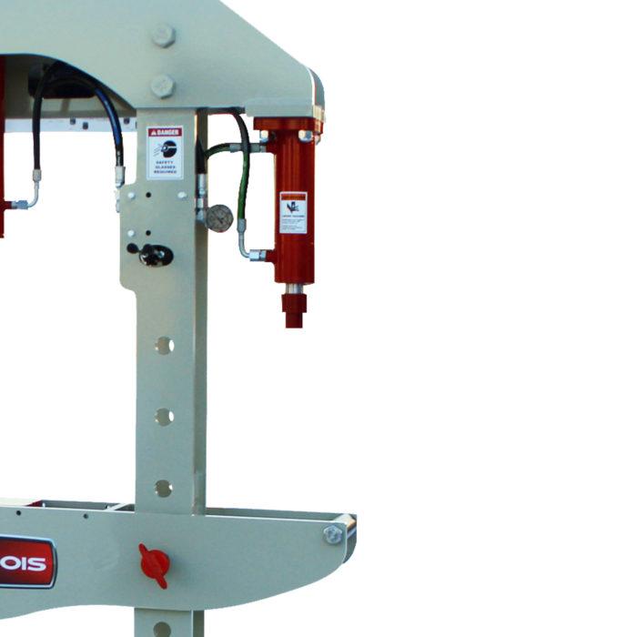 c frame press