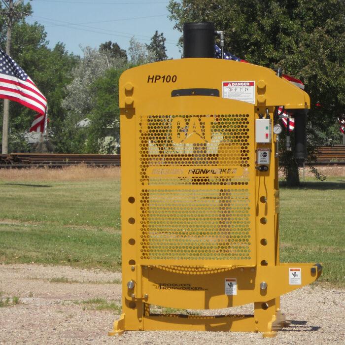 100 ton Custom press